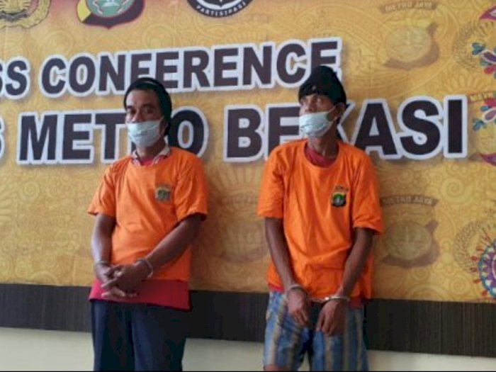 Pembantai Pemulung Viral di Bekasi Ternyata Satu Profesi Dengan Korban