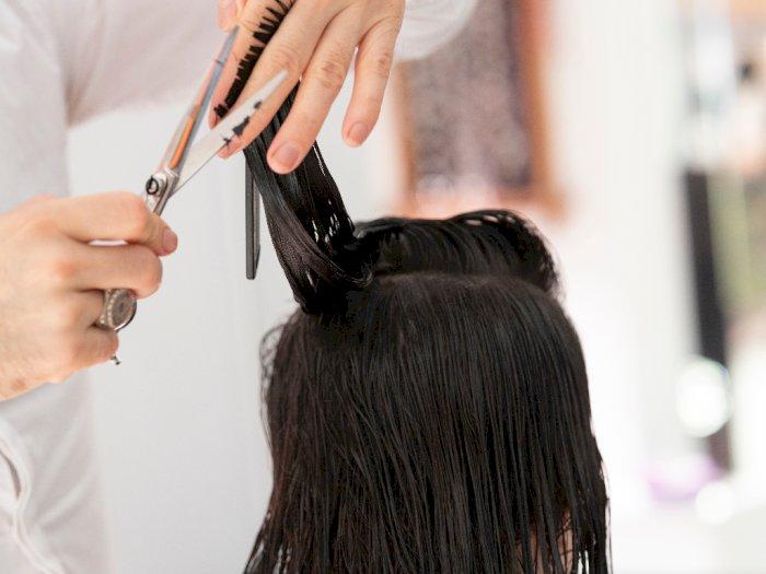 Tidak Perlu Pergi ke Salon, Begini Langkah-Langkah Memotong Rambut di Rumah