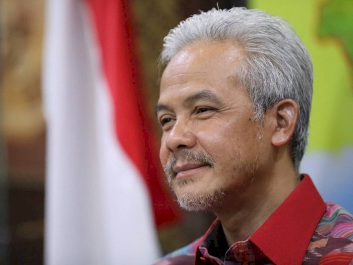 Ganjar Pranowo Dukung Pengajuan 'Judicial Review' Oleh Pihak Penolak UU Cipta Kerja