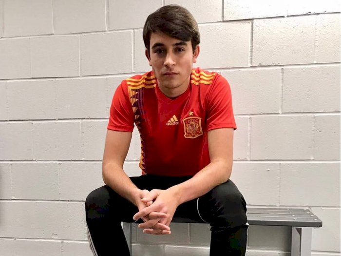 Barcelona Gagal Dapat Tanda Tangan Eric Garcia
