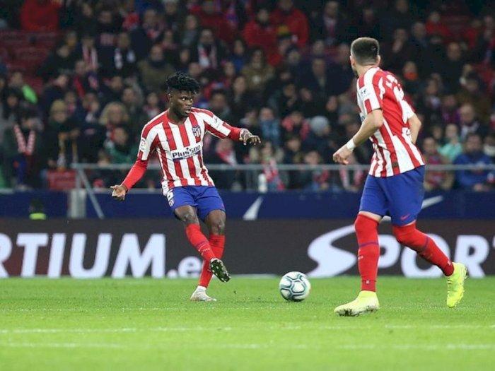 Arsenal Berhasil Amankan Thomas Partey Dari Atletico Madrid