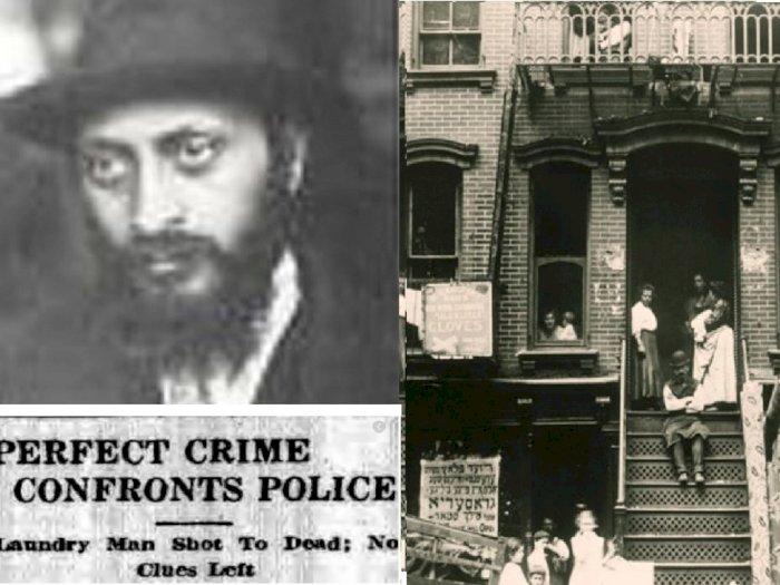 Kematian Misterius Isidore Fink, Pembunuhan Ruang Tertutup yang Belum Terpecahkan