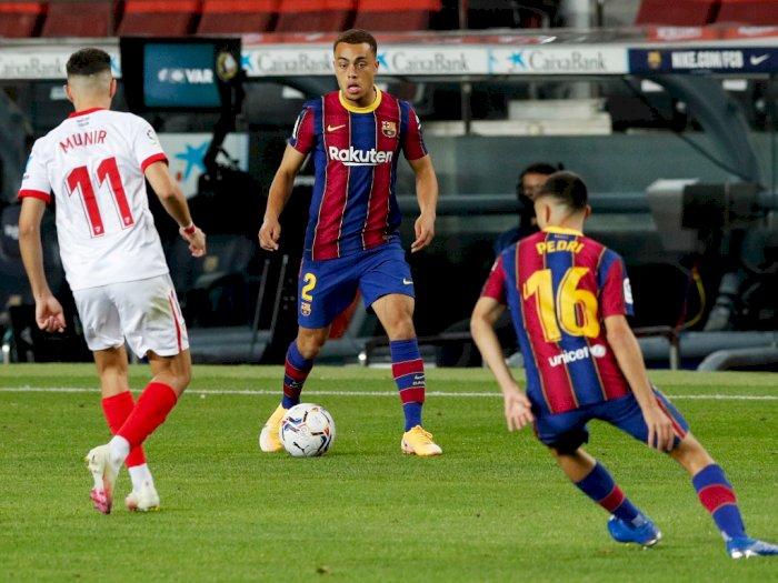 Sergino Dest: Messi Ngomong Apa Sih? Buat Bingung!
