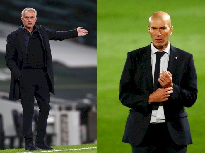 Dari Mourinho Hingga Zidane, Begini Penilaian Modric Terhadap Pelatihnya di Real Madrid