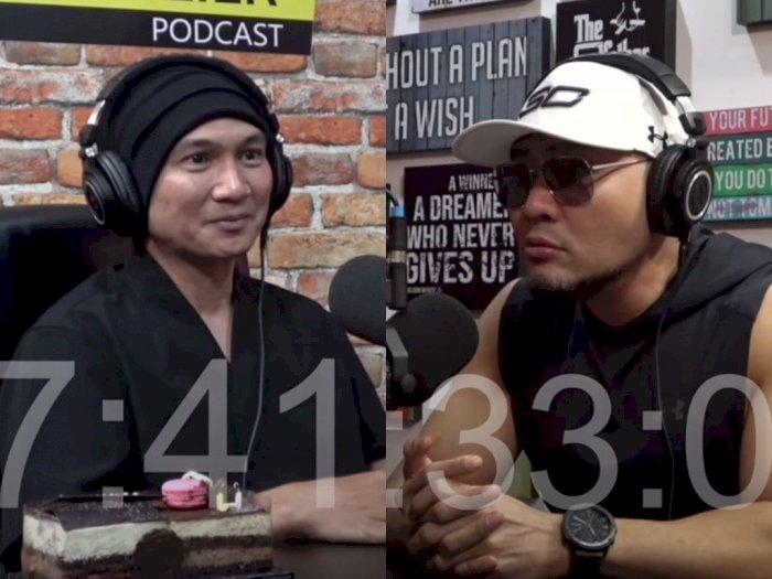 Deddy Corbuzier Tercengang Dengar Paman Anji Punya Pulau di Lampung, 'Kaya Om Lu?'