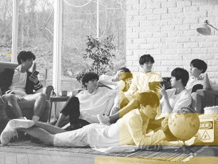 Daebak! Lewat Lagu Dynamite, BTS Sabet Trofi Ke-16 di Music Bank