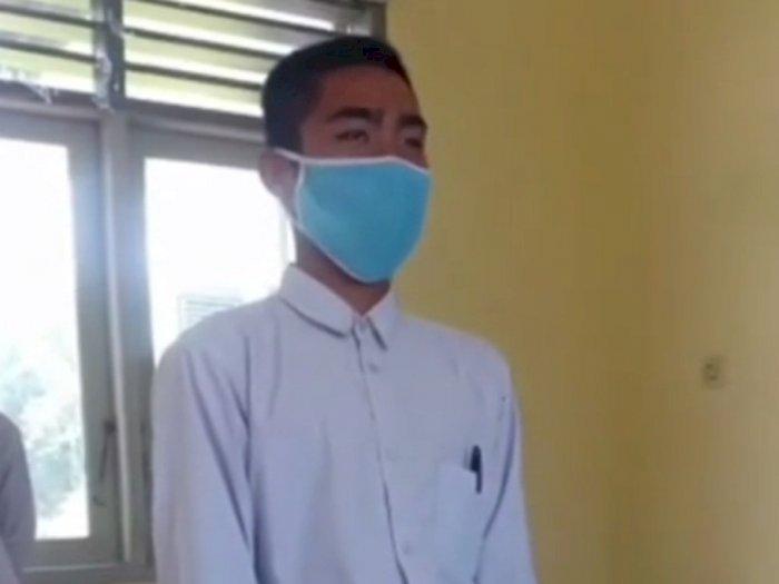 Ngakak! Dihukum Nyanyi 'Garuda Pancasila', Pemuda Ini Malah Belagu 'Balonku Ada Lima'