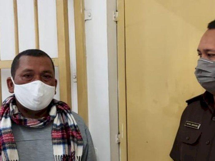 Hotman, Buronan Kasus Korupsi Proyek di Tapteng Diciduk Kejati Sumut saat Sedang Tidur