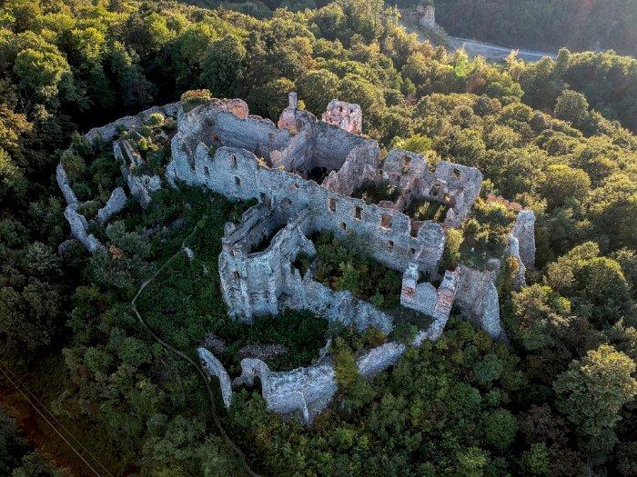 Kastil Ruzica Grad, Tempat Berkumpulnya Para Peri