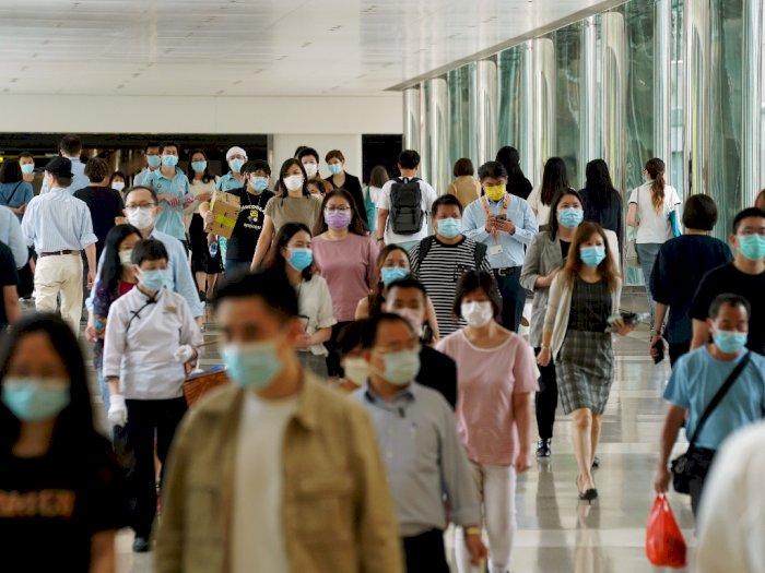 Khawatir Gelombang Baru COVID-19, Hong Kong Perpanjang Pembatasan Selama Sepekan