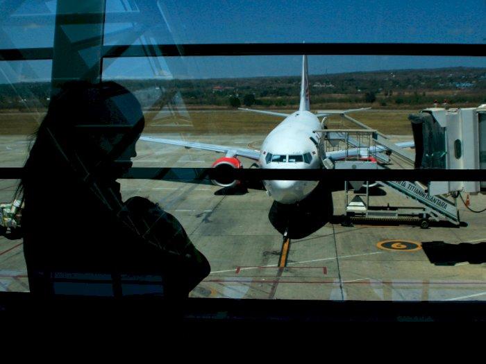 Masyarakat Masih Takut Naik Pesawat di Tengah Pandemi Saat Ini