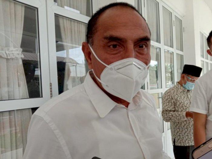 Covid-19, Gubernur Edy: Masih Banyak Rakyat Madina tak Gunakan Masker