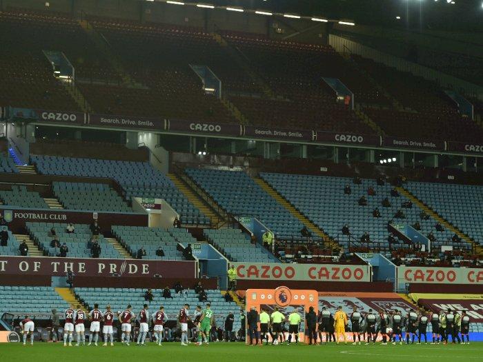 Liga Primer Inggris Desak Pemerintah Izinkan Penonton Kembali ke Stadion Secepatnya