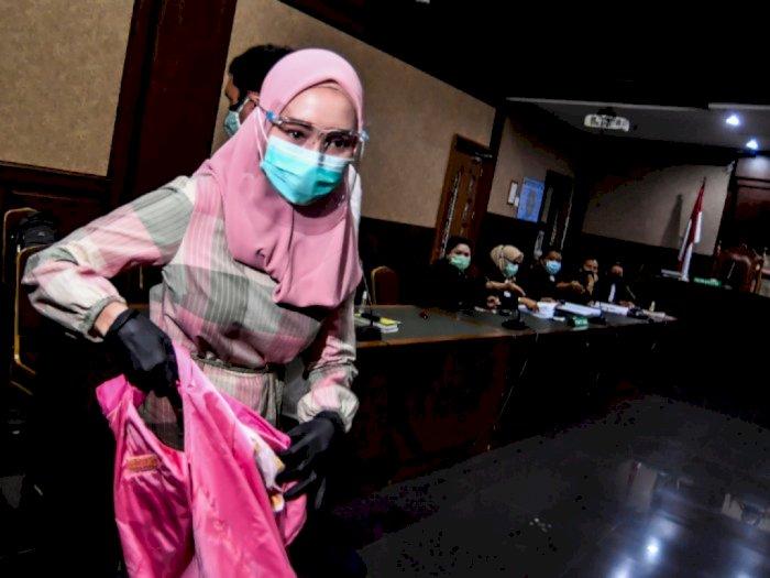 Sidang Jaksa Pinangki Ditunda karena PN Jakpus 'Lockdown' Gegara Covid-19