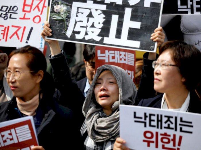Usulan RUU Terbaru Terkait Aborsi di Korea Selatan Timbulkan Pro Kontra