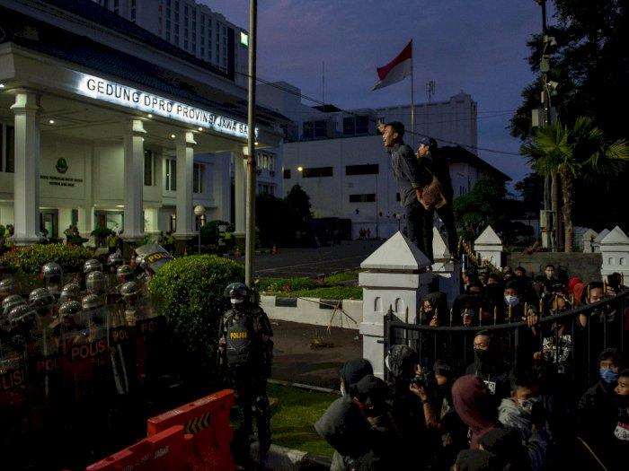 Aksi Massa Berujung Ricuh, Begini Tanggapan Wakil Walikota Bandung