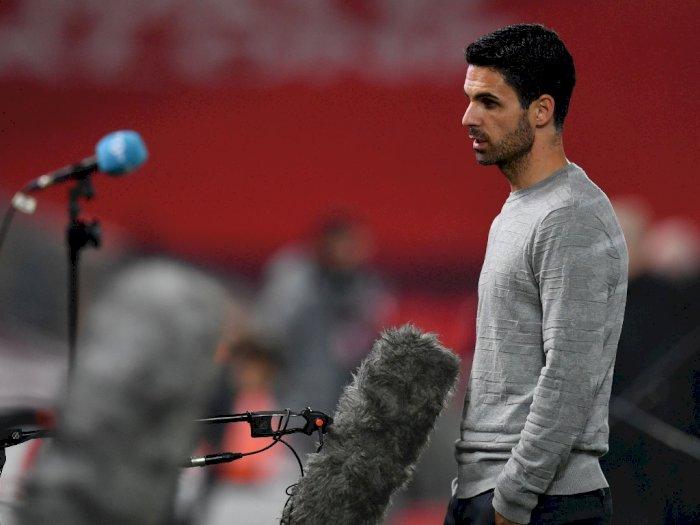 2 Pemain Senior Harus Dicoret dari Skuad Arsenal, Arteta Bingung Pilih Siapa