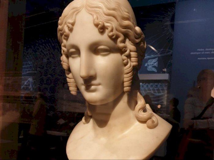 Mitologi Helen, Wanita Tercantik di Dunia yang Memicu Perang Troya