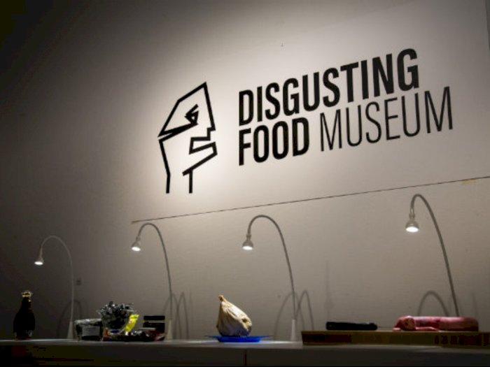 Museum Makanan Menjijikkan Ini Berisi 80 Makanan Unik dari Seluruh Dunia