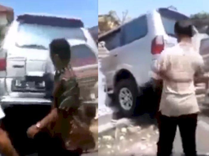 Viral Mobil Panther Tabrak Tembok Kuburan, Sopir Tewas di Tempat, Sempat Dengar Bisikan