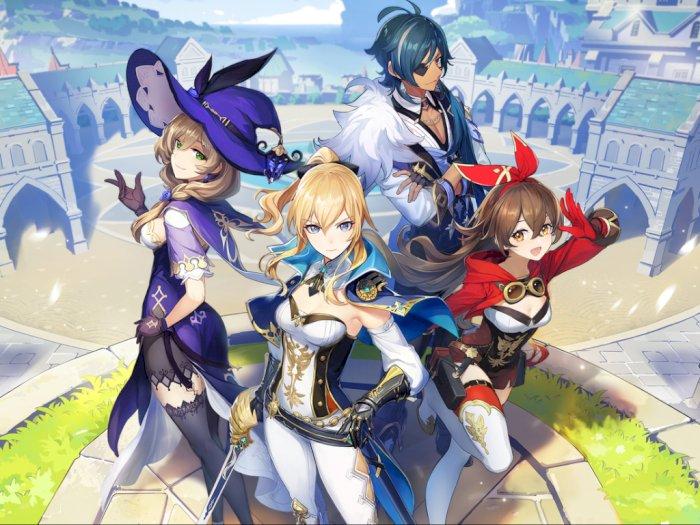 miHoYo Tak Berencana Hadirkan Game Genshin Impact ke Console Xbox