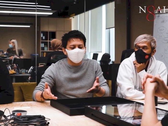 Rayakan Ultah ke-8, Noah Kumpulkan Donasi Rp700 Juta untuk Kru Band Indonesia