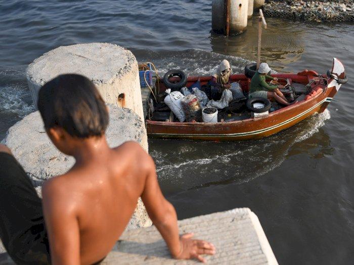 FOTO: Pemberian Stimulus Nelayan dan Petani