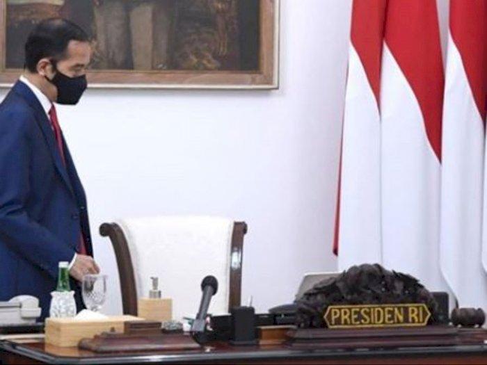 Jokowi Kunker ke Kalteng saat Mahasiswa akan Demo UU Cipta Kerja di Istana Negara