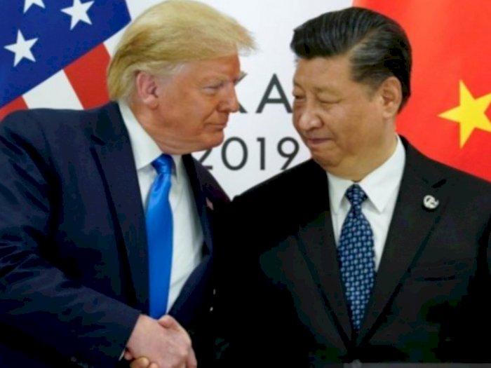 Donald Trump Ngotot Minta Tiongkok Bertanggungjawab Atas Menyebarnya Covid-19