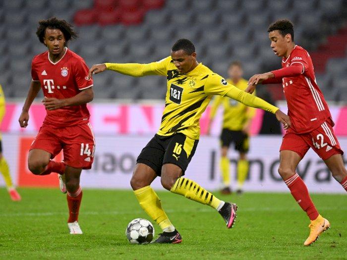 Bek Dortmund Akanji Dinyatakan Positif COVID-19