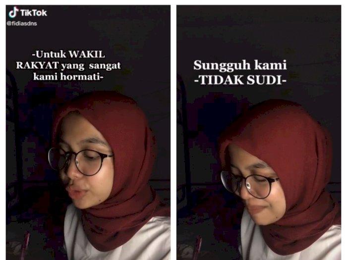 Viral Puisi 'Untuk Wakil Rakyat yang Sangat Kami Hormati', Kritik UU Cipta Kerja