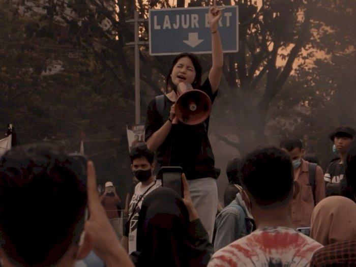 IDI: Orasi dan Nyanyian Para Demonstran Berpotensi Tularkan Covid-19
