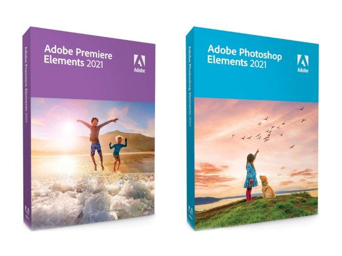 Adobe Resmi Umumkan Premiere Elements 2021 dan Photoshop Elements 2021