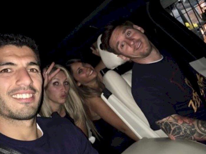 Suarez: Saya Merasakan Sakit Yang Dirasakan Messi