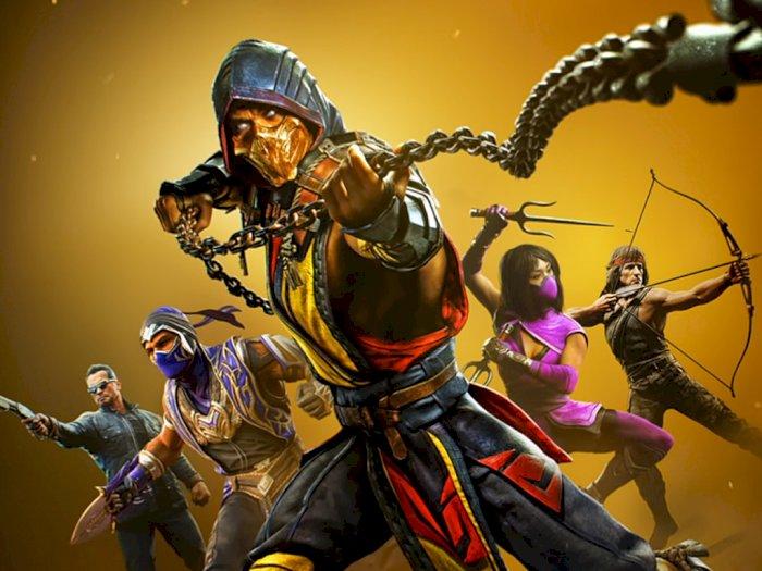 Mortal Kombat 11 Dapatkan Upgrade Gratis untuk PlayStation 5 dan Xbox Series X!