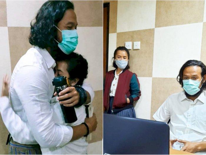 Dwi Sasono Divonis 6 Bulan Rehabilitasi, Widi Mulia Beri Pelukan Hangat Penuh Cinta