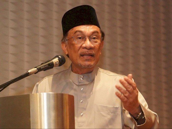 Anwar Ibrahim Selangkah Lagi Duduki PM Malaysia Usai Jalan Terbuka Bertemu Raja Abdullah