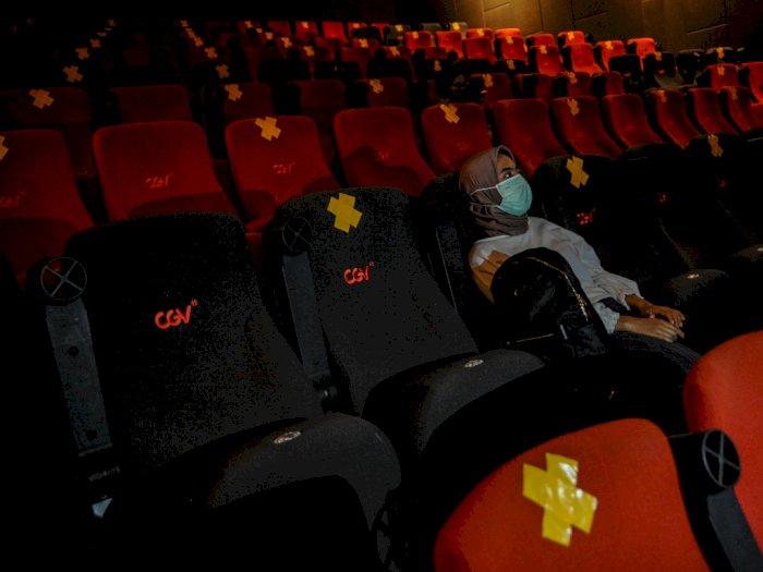 Meski Berstatus Zona Merah, Pemkot Bandung Izinkan Bioskop Beroperasi