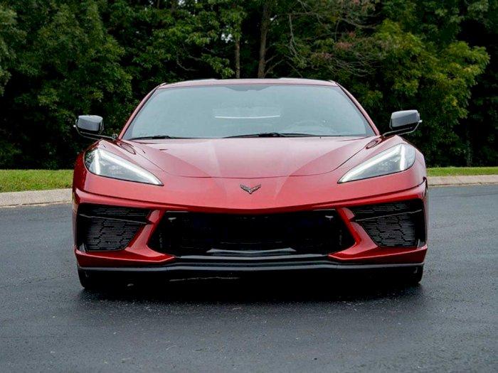 Chevrolet Hentikan Produksi Corvette C8 2020 Karena Komponennya Habis!