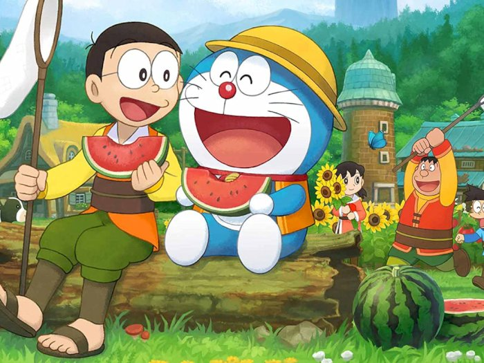 """""""Stand By Me Doraemon 2"""" Luncurkan Trailer dan Jadwal Tayang Terbaru"""