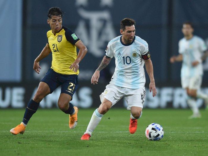 Lionel Messi Yang Masih Jadi Penyelamat Argentina