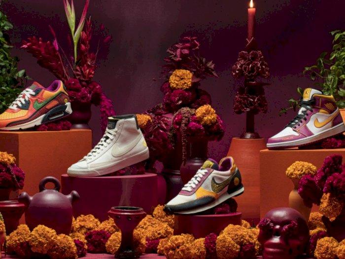 Merayakan Day of the Dead Nike Meluncurkan Koleksi Terbaru