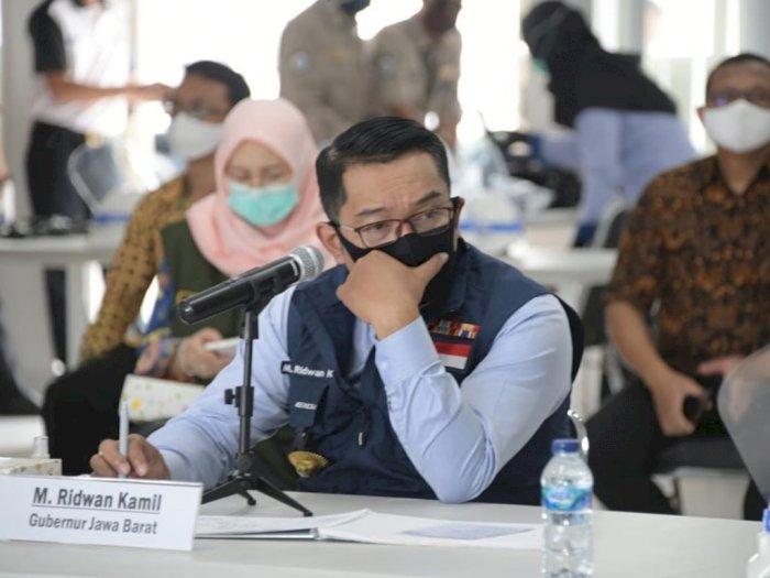 Ridwan Kamil Beri Usul ke Jokowi: Kalau Boleh Dilatih TNI Polri Edarkan Vaksin COVID-19