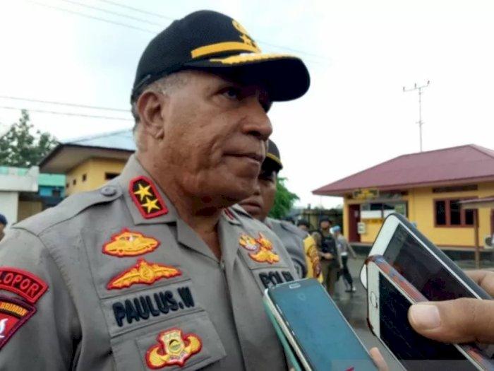Kapolda Papua: Kelompok KKB di Intan Jaya Bukan Rekayasa, Mereka Nyata