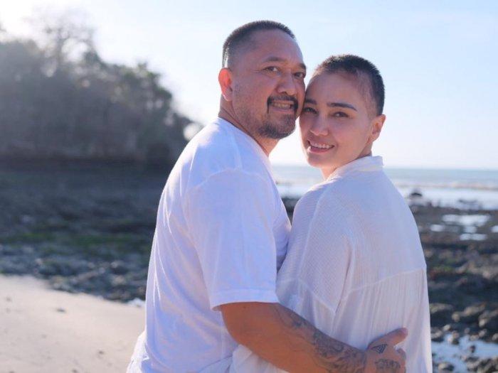 Feby Febiola Bicara Soal Dampak Kanker Ovarium Yang Dialaminya Suamiku Jadi Lebih Sabar Indozone Id