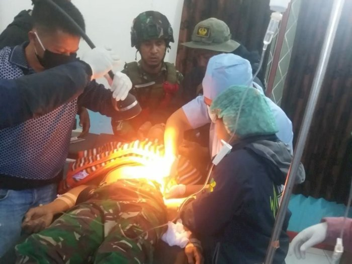 Begini Kronologi Penembakan KKB di Intan Jaya, TNI dan Dosen Jadi Korban