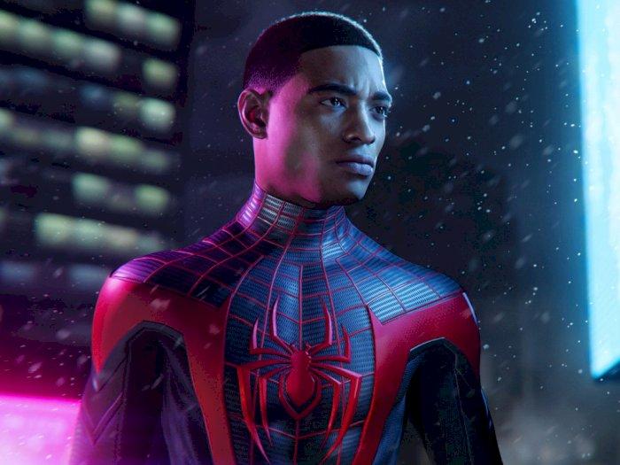 Pengembangan Game Marvel's Spider-Man: Miles Morales di PS4 dan PS5 Selesai