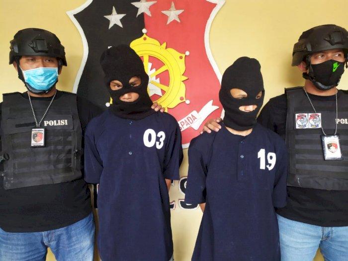 Bawa 1 Kg Sabu, 2 Warga Aceh Diciduk di Jalan Ngumban Surbakti Medan