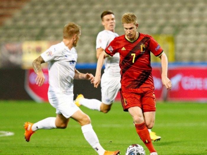 De Bruyne Katakan Inggris Berpotensi Juara Piala Eropa dan Piala Dunia