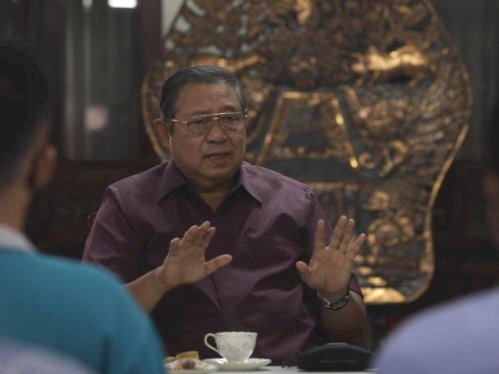 Dituduh Dalang Kerusuhan Demo Omnibus Law, SBY Akhirnya Buka Suara: Saya Korban